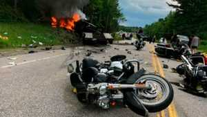 Motorcycle Accident In North Carolina