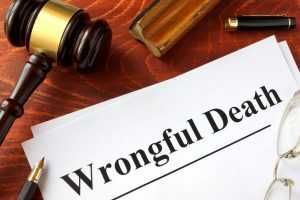Wrongful Death Case Filing